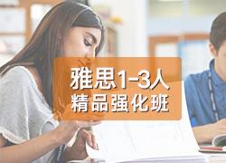 精品1-3人雅思强化班